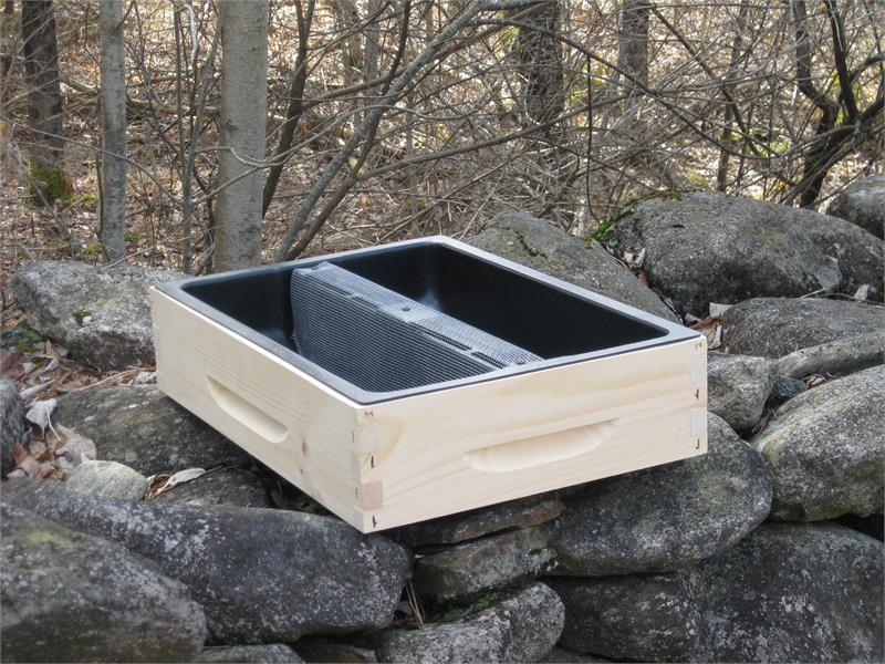 8 Frame Wooden Hive Top Feeder X 2
